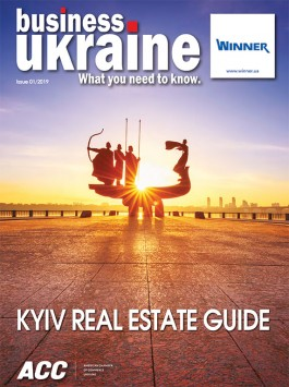 Business Ukraine magazine issue 01/2019