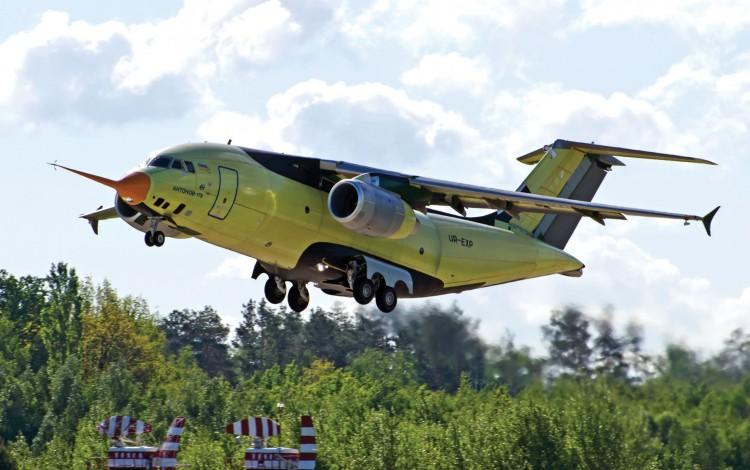 Antonov's next generation cargo carrier prepares for Paris premiere
