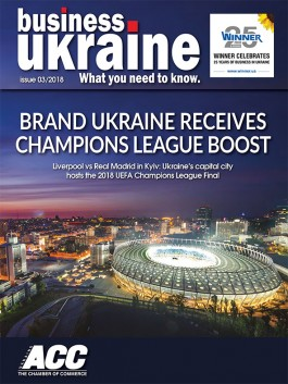 Business Ukraine magazine issue 03 /2018