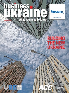 Business Ukraine magazine issue 08/2019