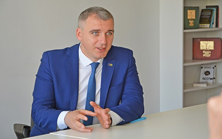REGIONAL NEWS: Ousted Mykolaiv Mayor Senkevych vows to fight on in new city elections