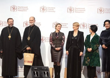Ukrainian Catholic University Charity Dinner Breaks Fundraising Record