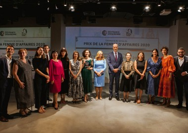 "French Chamber of Commerce in Ukraine hosts second annual ""Created by Women"" award"