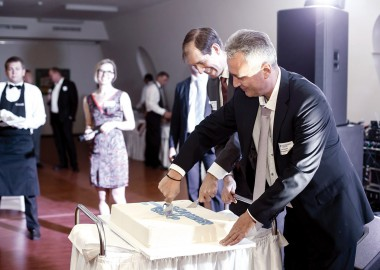 German business service provider marks a decade in Kyiv