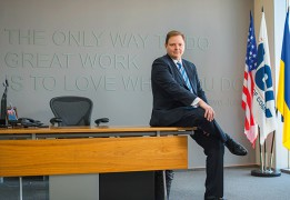 AMERICAN CHAMBER MARKS 25 YEARS IN UKRAINE: Passionate about business, passionate about Ukraine