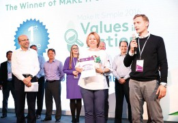 AGRIBUSINESS: Award-winning agricultural innovation gives Ukraine's farmers stable platform to plan for the future
