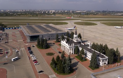 KHARKIV INTERNATIONAL AIRPORT SEES RECORD PASSENGER GROWTH IN 2017