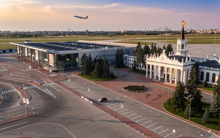 INFRASTRUCTURE: Government backing sought as Dnipro airport upgrade project progresses