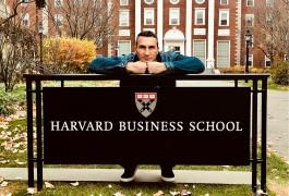Harvard heavyweight Klitschko
