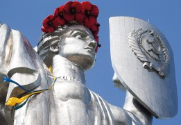 UKRAINE'S MEMORY WARS: What can Ukraine's experience tell us about statue-toppling and the politics of monuments?