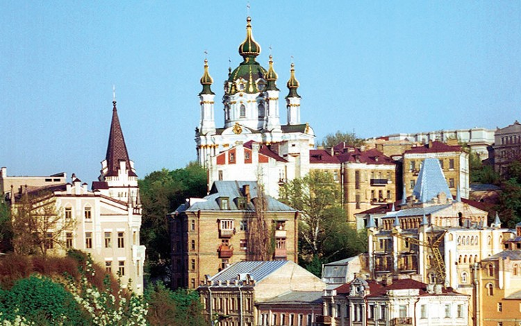 UKRAINIAN REAL ESTATE: Investing in Kyiv's Tsarist and Stalin-era property market