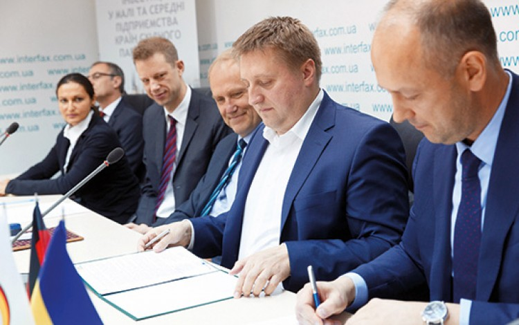 BANKING SECTOR: GUF and ProCredit Bank sign agreement to expand SME lending
