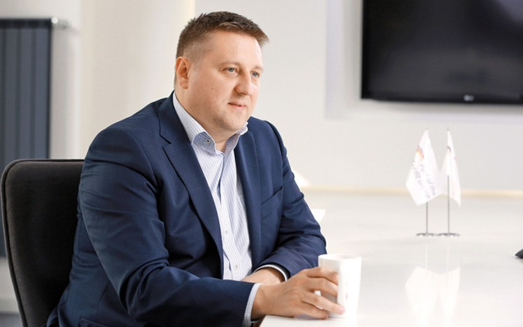 BANKING SECTOR: Ukraine's SME loans market leader prioritizes private customers