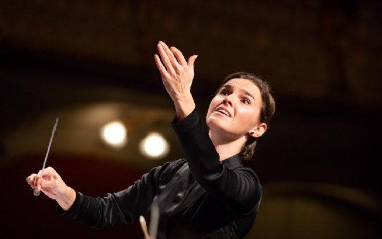 Ukrainian classical music star Oksana Lyniv will make history in 2021 as first female conductor at the Bayreuth Festival