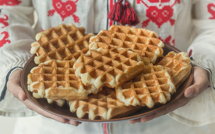 CULINARY KYIV: How Belgian waffle culture became a big hit in contemporary Ukraine