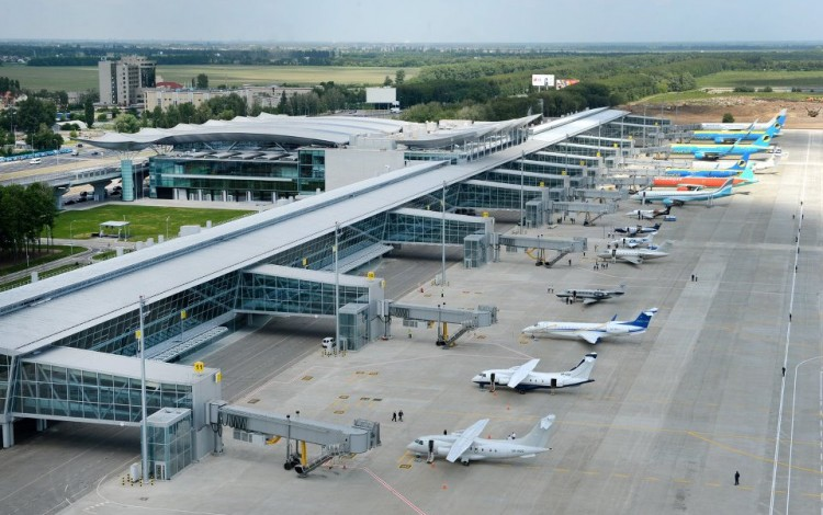 BORYSPIL AIRPORT RANKED NO. 1 IN EUROPE FOR PASSENGER GROWTH