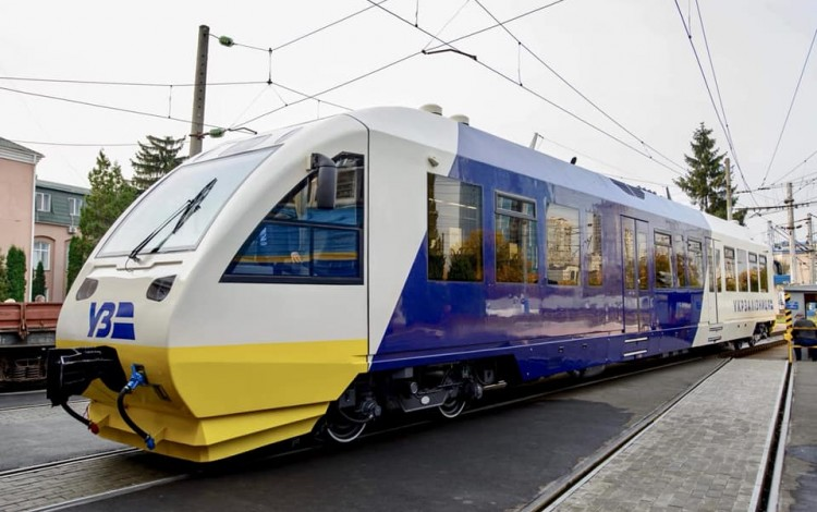 Boryspil Express rail link to get second carriage as new service proves a big hit