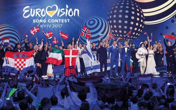 Brand Ukraine Eurovision Boost