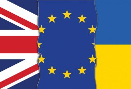 Ukraine among Brexit losers