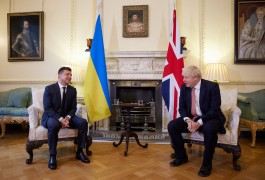 New era in UK-Ukraine ties