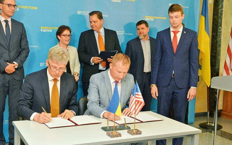 INTERNATIONAL INVESTMENT: Bunge signs port memorandum as Mykolaiv infrastructure development continues