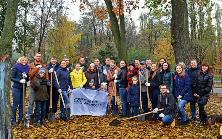 COMMUNITY: Culture of Corporate Social Responsibility starting to take root in Ukraine