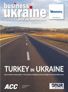 Business Ukraine magazine issue 07/2019