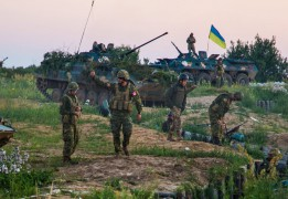 CANADA IN UKRAINE: Canadian instructors learning hybrid war lessons while providing training for Ukraine's veteran troops