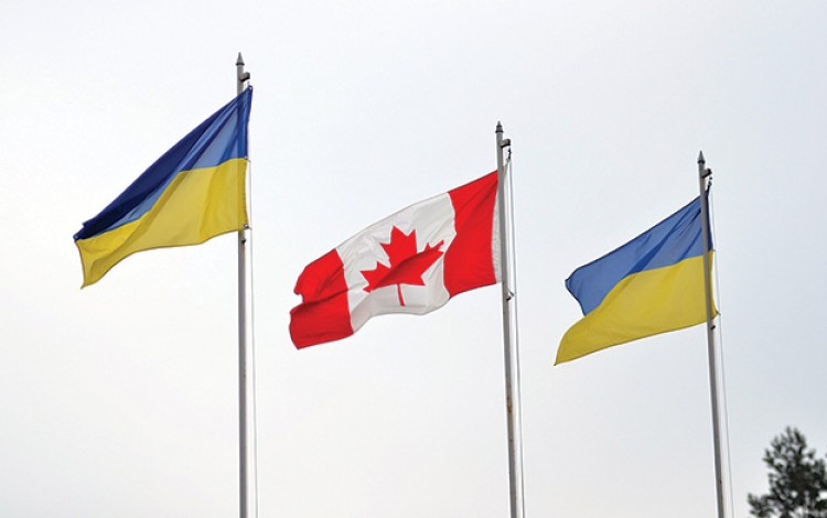 CANADA AND UKRAINE: BUILDING BRIDGES BEYOND THE DIASPORA