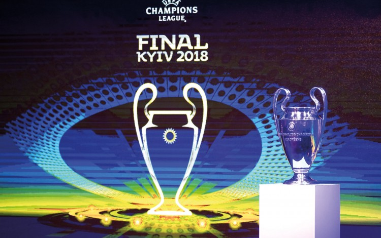 CHAMPIONS LEAGUE FINAL: Will Ukraine use 2018 UEFA showpiece in Kyiv to debunk Russian disinformation efforts?