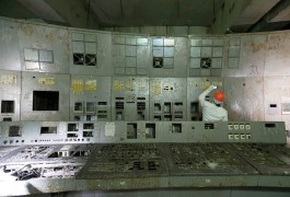 Record  Chornobyl tourism