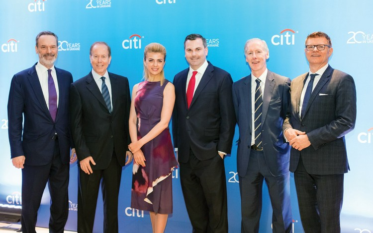 BUSINESS ANNIVERSARY: Citi marks two decades of enabling growth in Ukraine