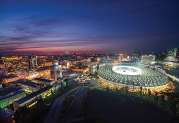 CHAMPIONS LEAGUE FINAL: Football fan's guide to 2018 host city Kyiv for supporters of Liverpool and Real Madrid