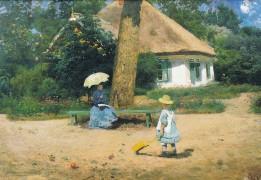 UKRAINIAN ART HISTORY: A new generation rediscovers the forgotten Ukrainian genius of French Impressionism