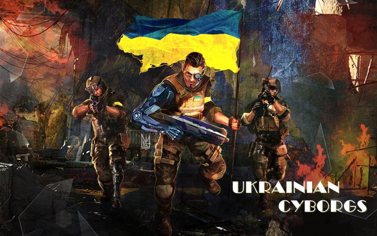 BATTLE OF DONETSK AIRPORT: Ukraine's Cyborgs – defenders of Donetsk airport who defied the Kremlin and inspired a nation