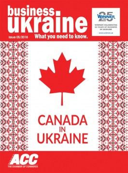 Business Ukraine magazine issue 05/2018