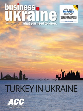 Business Ukraine magazine issue 09 /2017