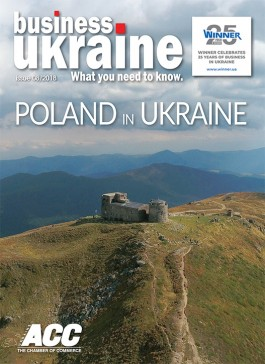 Business Ukraine magazine issue 08/2018