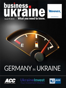 Business Ukraine magazine issue 09/2018