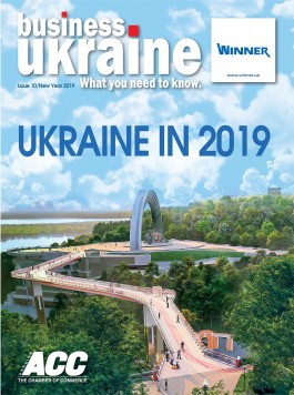 Business Ukraine magazine issue 10/2018