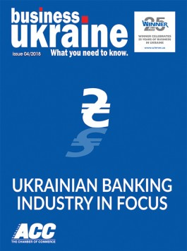 Business Ukraine magazine issue 04 /2018