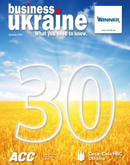 Business Ukraine magazine issue  summer 2021