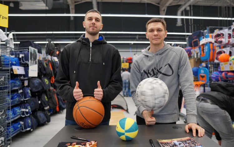 World's leading sporting goods retailer Decathlon opens first Ukrainian outlet in Kyiv