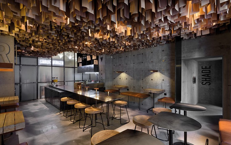 UKRAINIAN DESIGN: Poltava Burger Bar Wins Top 2017 European Restaurant Award