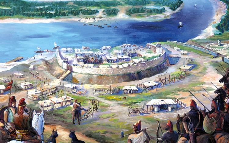Exploring The Ukrainian Troy