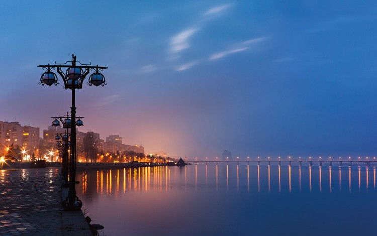 Dnipro Tourism Top 10