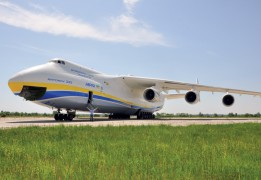 UKRAINIAN AVIATION: Antonov signs agreement with China to launch mass production of world's largest cargo plane