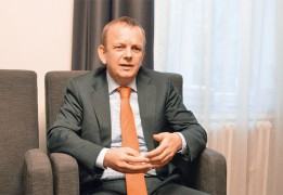 THE ROAD TO E-GOVERNMENT: Estonian Ambassador explains why his country is focusing its IT aid efforts on Ukraine
