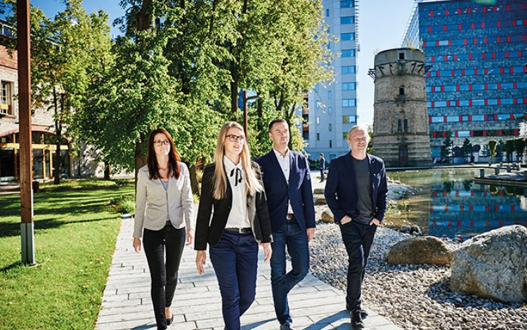 Exploring Tallinn's innovative Smart City – the biggest smart business campus in the Baltics
