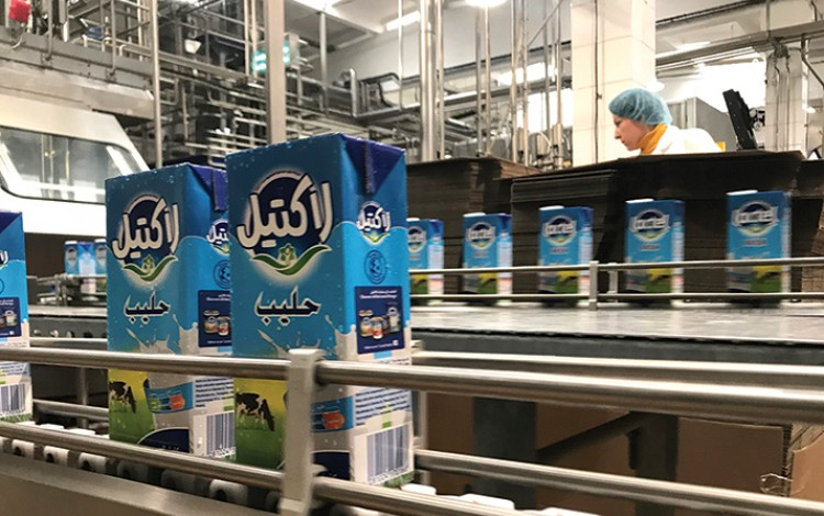 Lactalis in Ukraine focuses on exporting consumer dairy products to global markets
